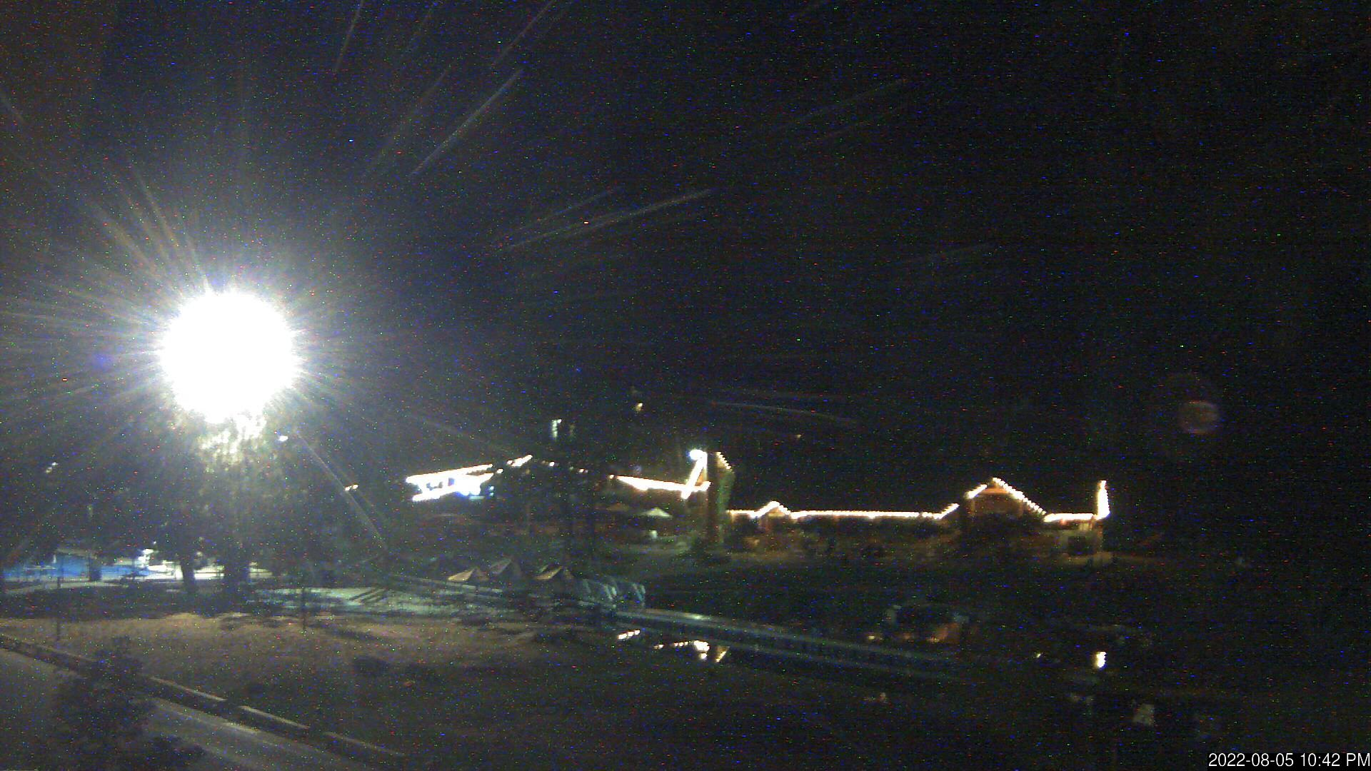 Hume, CA - Hume Lake Christian Camps Webcam