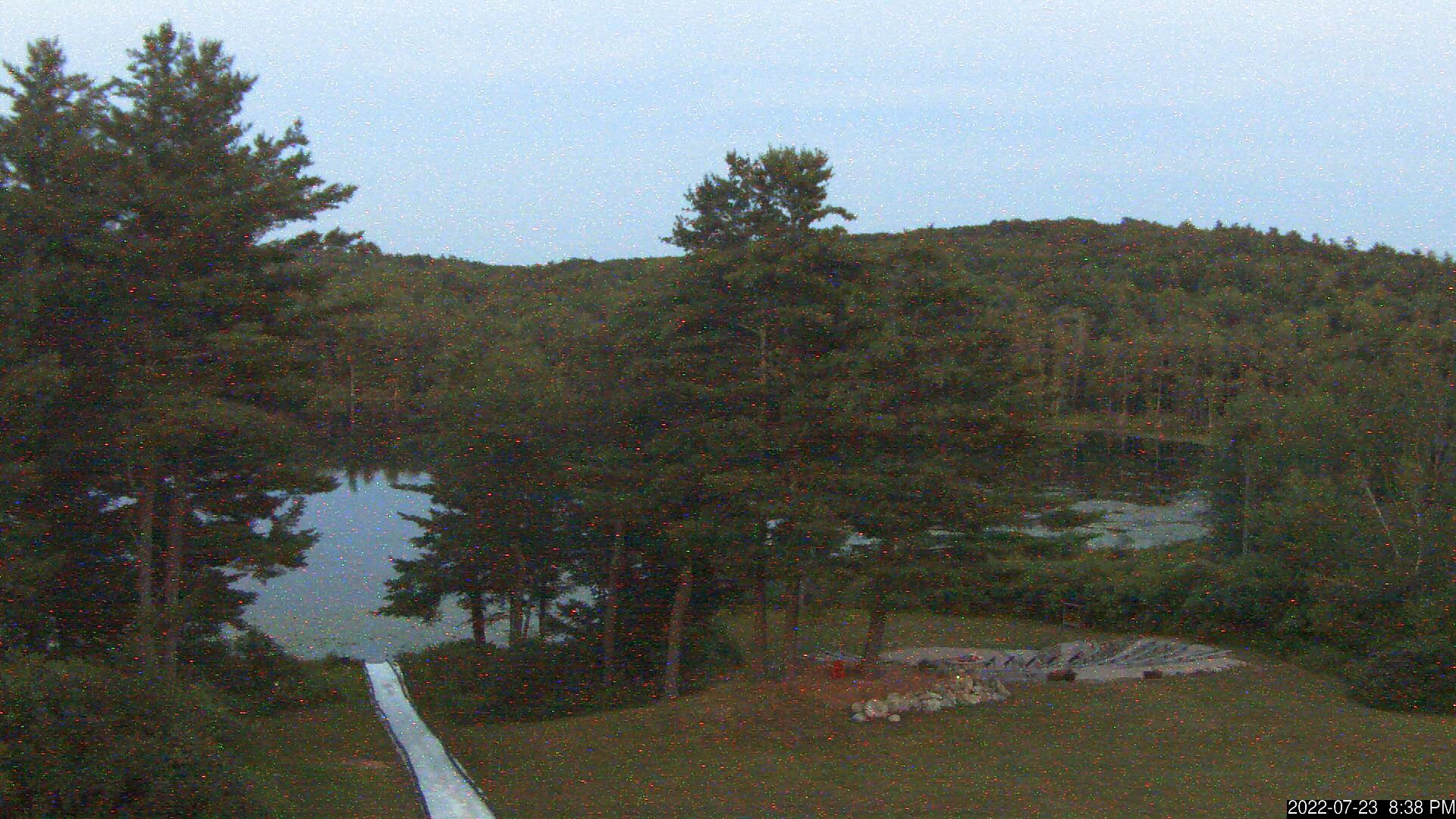 Hume New England Webcam